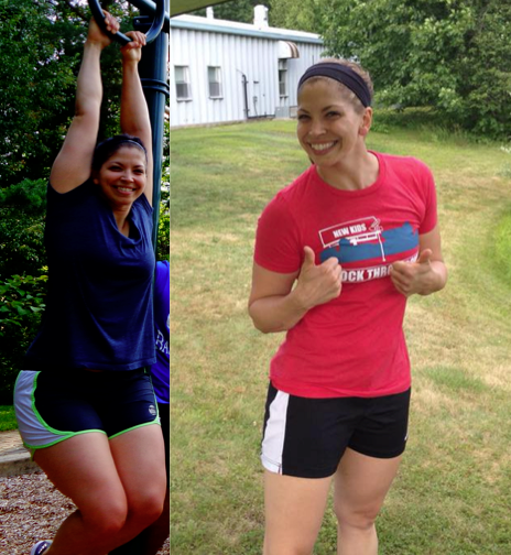 "Melissa - ""I Gained Control Of My Life""    Lost 39.6 Pounds, 41.75 Inches, And 15.2% Body Fat In 38 WEEKS"