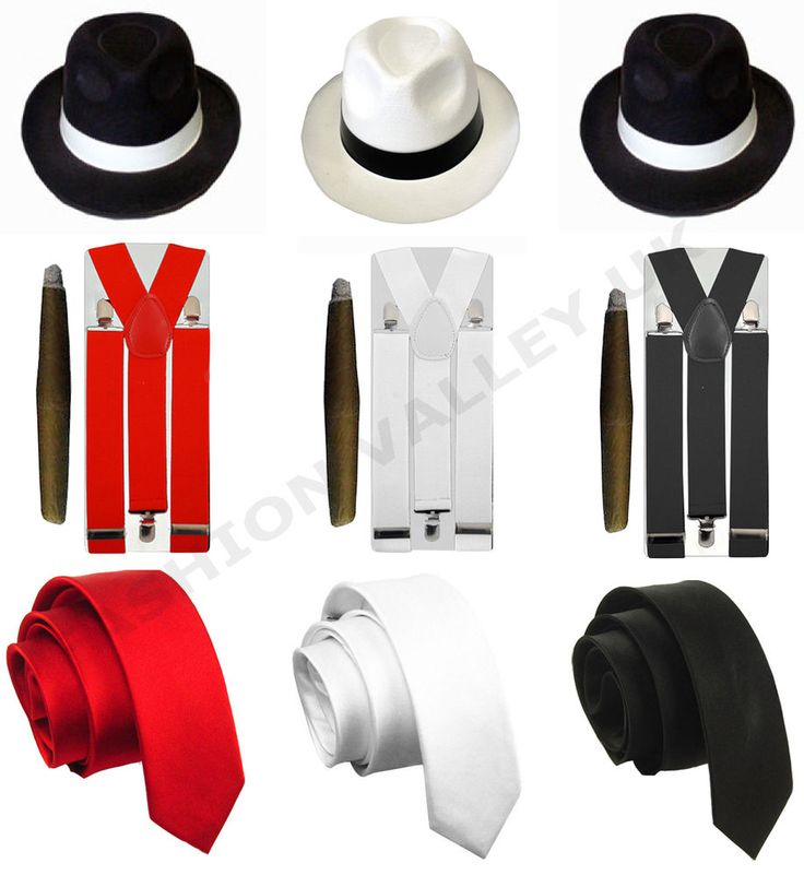 Gangster Accessories
