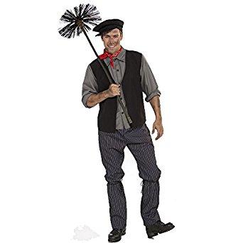 Chimney Sweep - Bert
