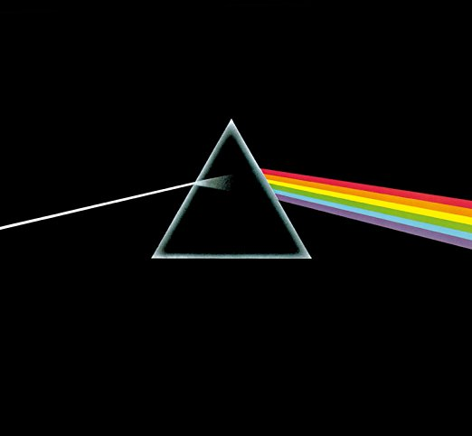 The Dark Side of the Moon LP