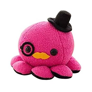 Cute Octopus Plush