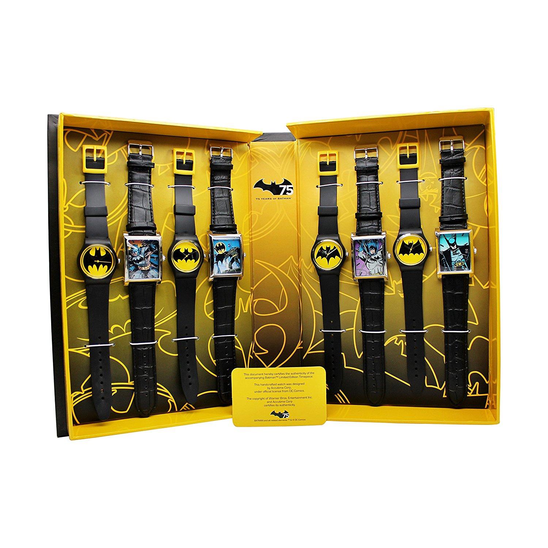 Ultimate Batman Watch Set