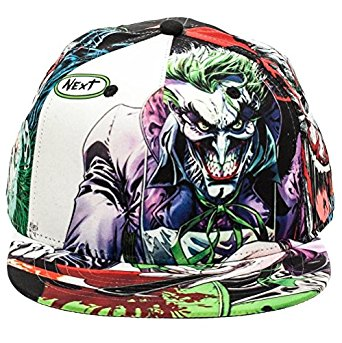 The Joker Sublimated Hat