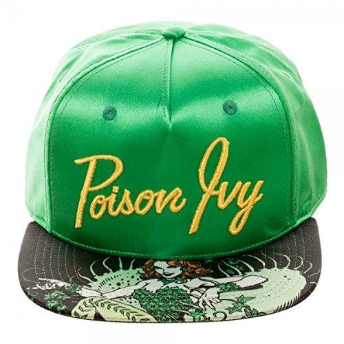 Poison Ivy Satin