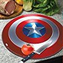 Cap Shield Cutting Board