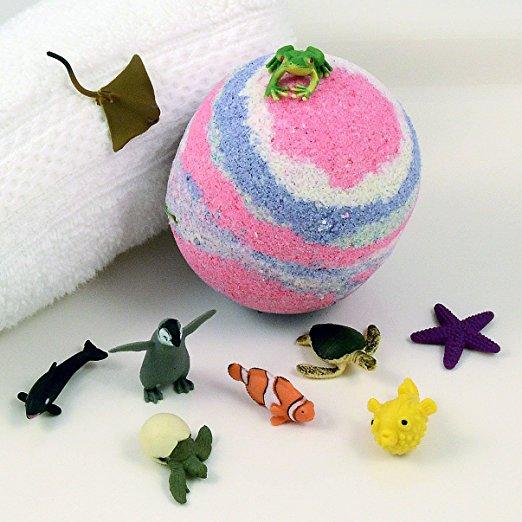 Sea Creature Bath Bomb