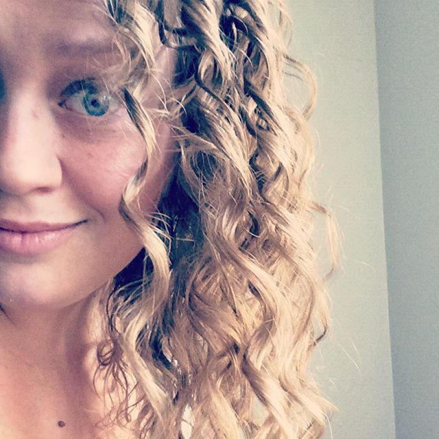 Literally just made a pot of hot water! Forgot the coffee doh! Whoa I'm in trouble today... #doover #coffee #ineedsit #friday #flirtwithflavor #curly #curls #curlygirl #blonde #blueeyes #denver #colorado #letsbeginagain