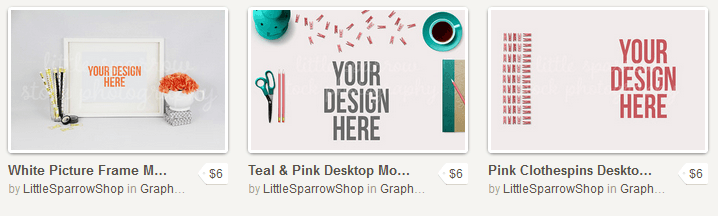 Little Sparrow Styled Stock Photography