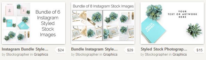 Stockographer Style Stock