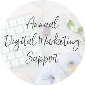 annual digital marketing support