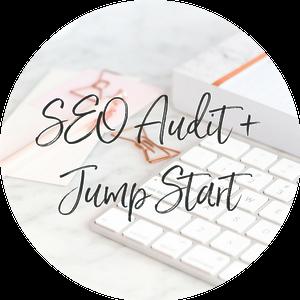 Custom SEO Audit Quick Start Package