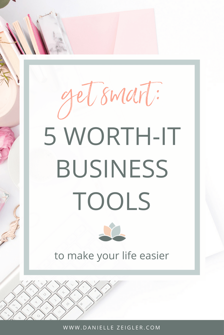 5 business tools worth the investment to make your life easier