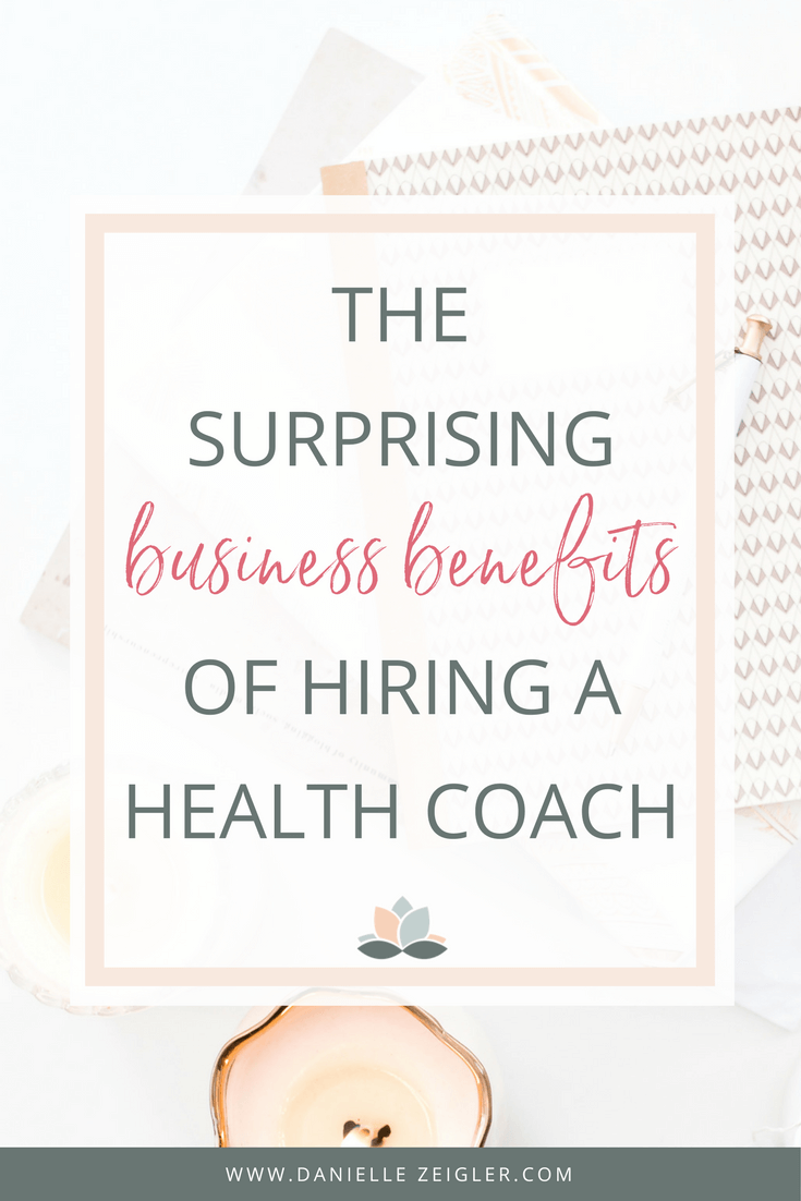 The Surprising Business Benefits of Hiring a Health Coach