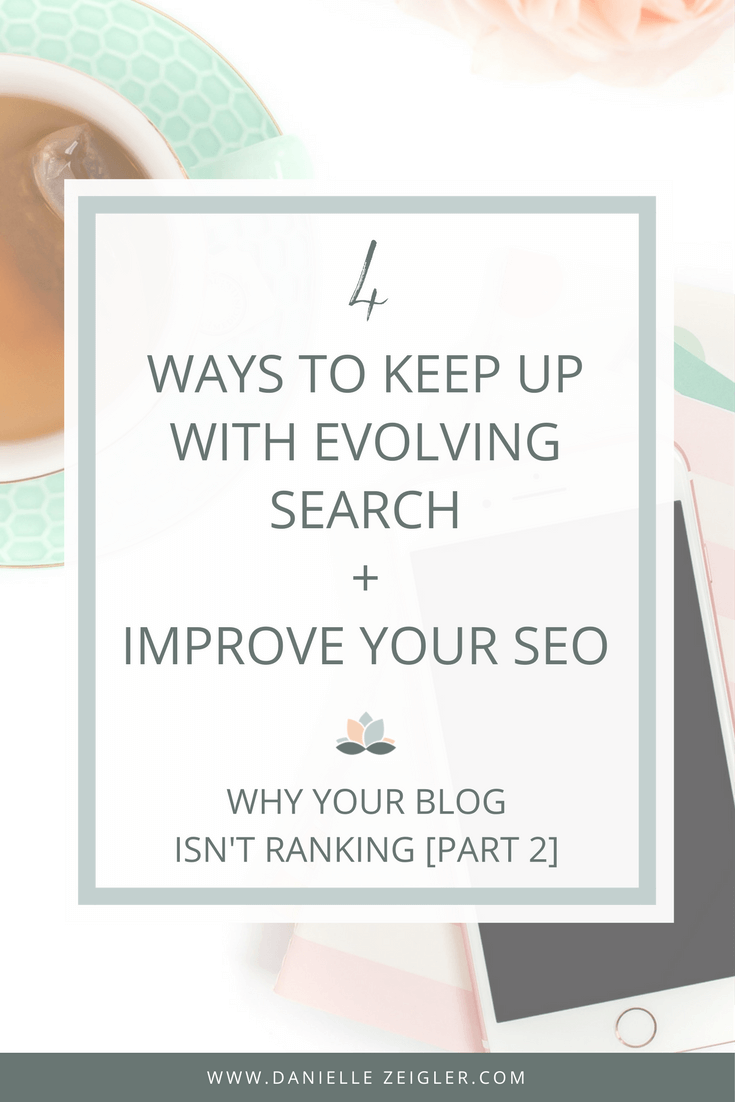 Improve SEO | Keep Up With Voice Search, Pinterest Search + More