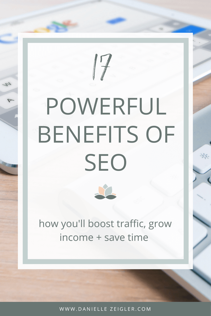 Benefits of SEO | 17 Ways SEO Increases Traffic + Business