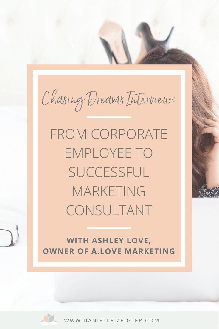 Starting a Consulting Business + Creating a Brand You Love