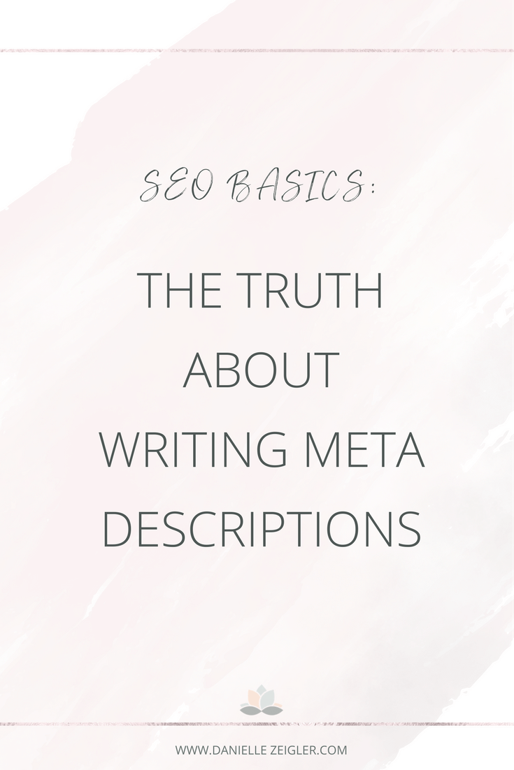 Meta Descriptions SEO Basics   Write Effectively for Your Audience