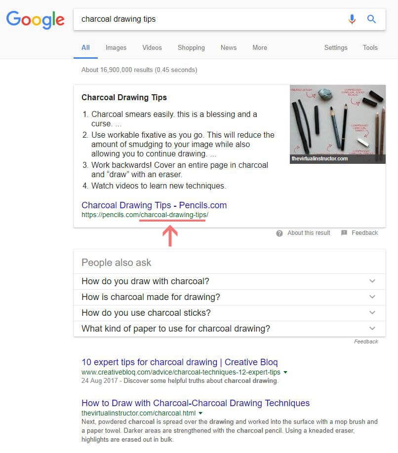charcoal drawing tips search results