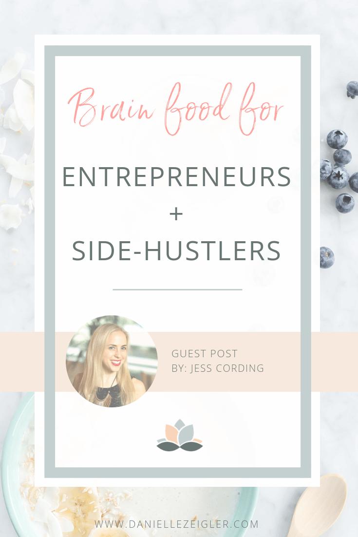 Brain food for entrepreneurs and side-hustlers