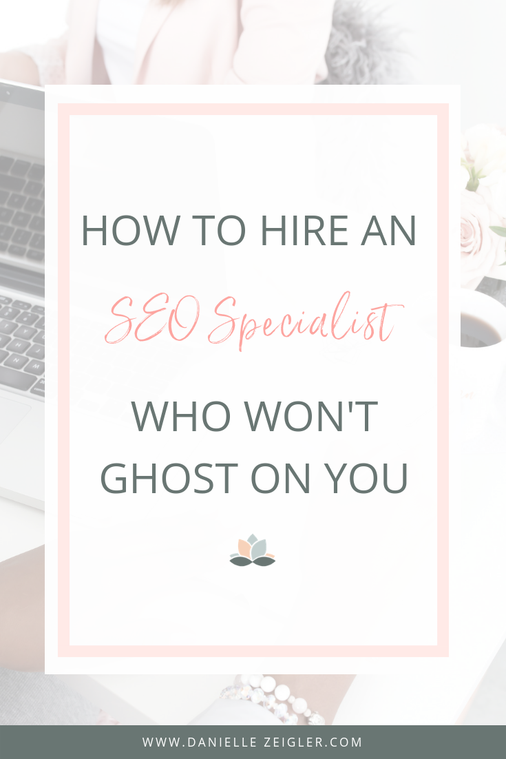 hire seo specialist