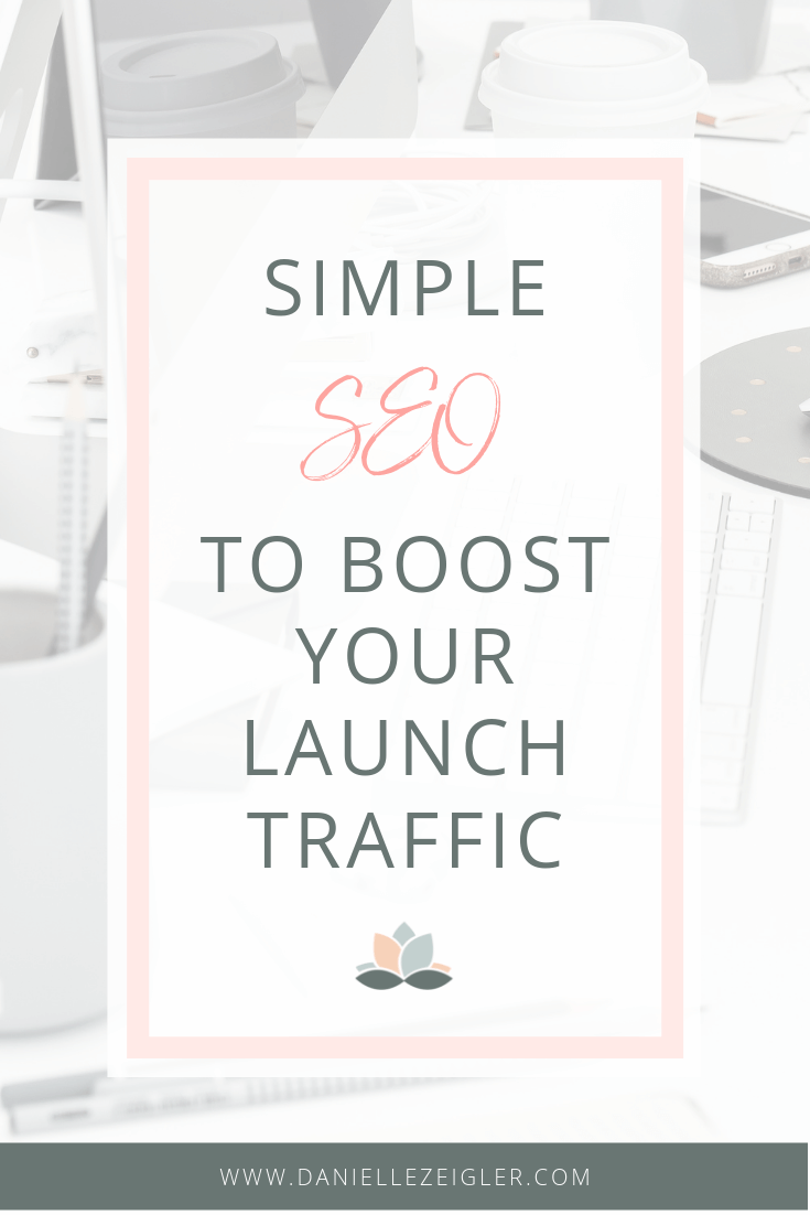 seo boosts launch traffic