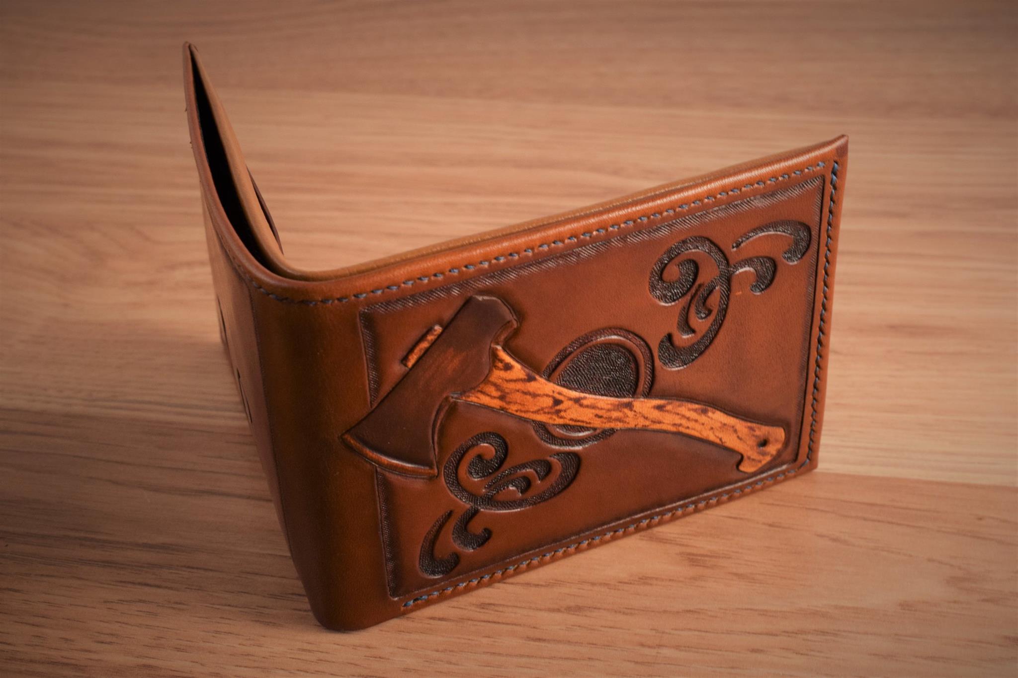 Custom Billfold Design