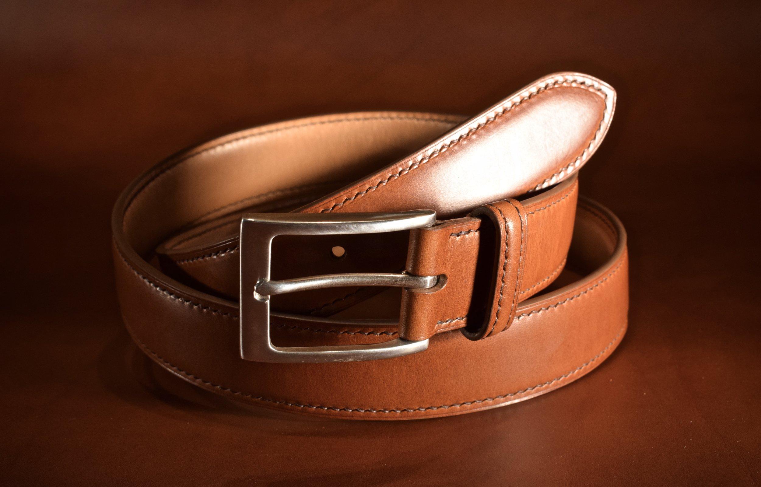 Custom Fit Padded Belt
