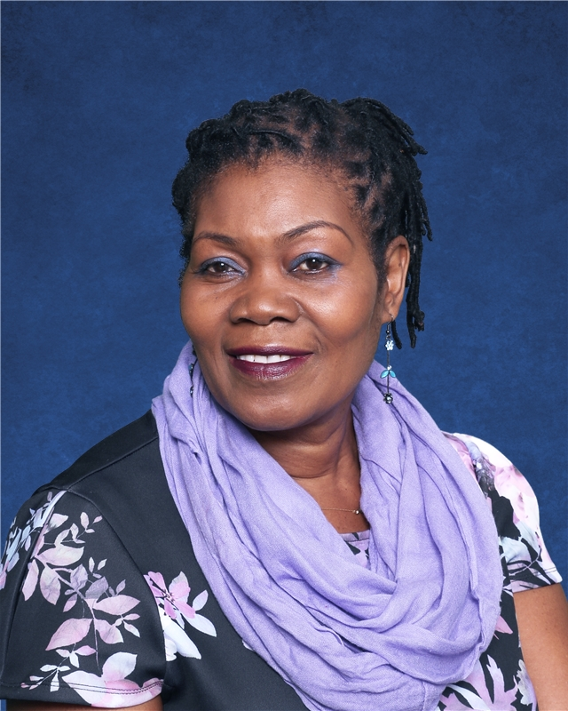"Joy Simms , Bumblebees Assistant Teacher   Ms. Joy , originally from Jamaica, has been teaching at MDS since 2001. ""Knowing I'm making a positive difference in a child's life makes teaching wonderful work,"" she says. Joy earned her certification in Montessori teaching and an Associate's degree in child development, with additional credits toward a B.A. in early childhood education. Outside of school Joy enjoys crocheting, reading, and spending time with family."