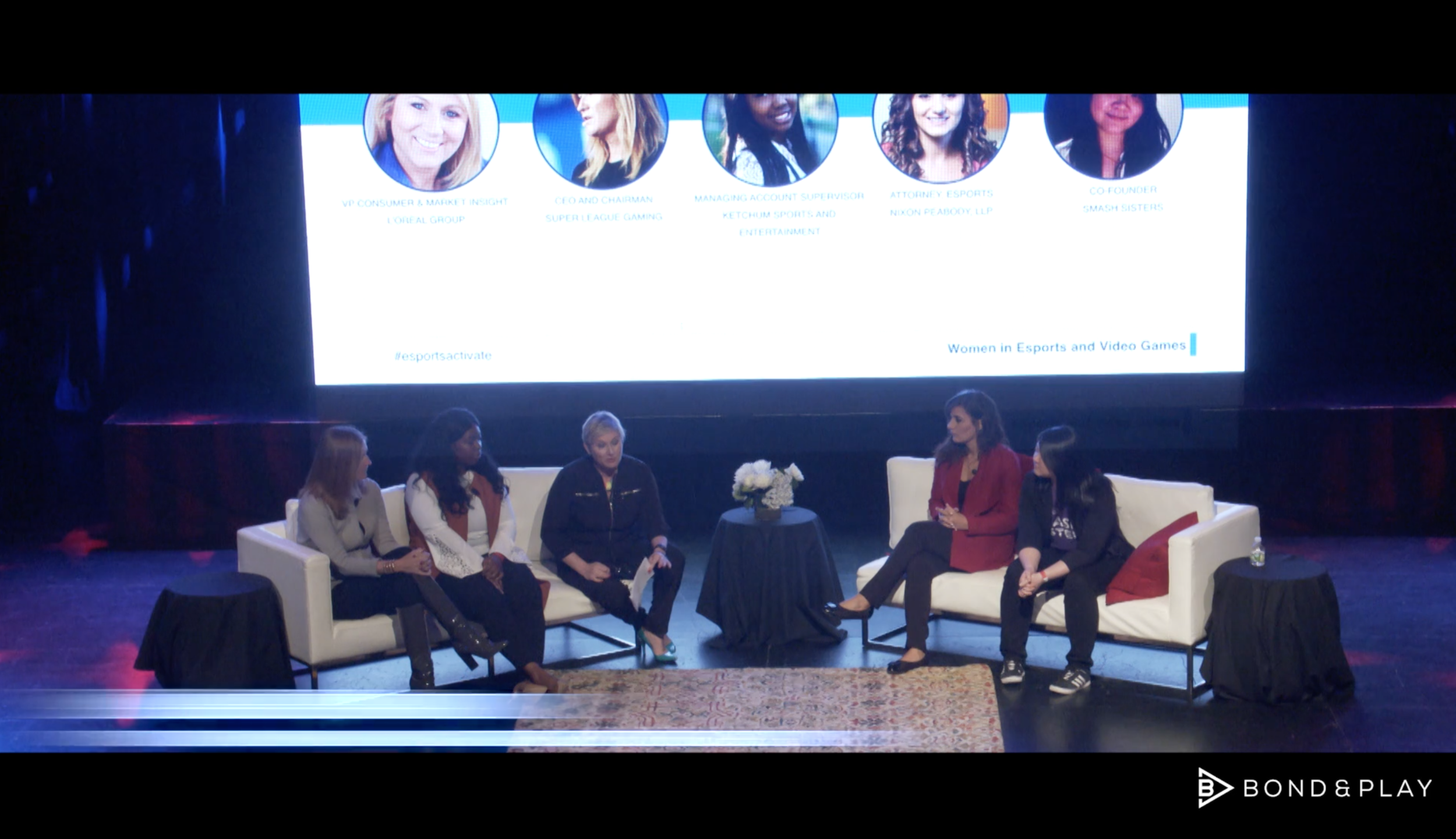 WOMEN IN ESPORTS PANEL - Esports Activate Conference in Times Square, New York City in March 2018. Exploring the rising demographic and how to market to them effectively. Click to view recap.