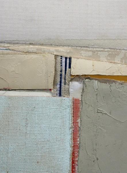 "Wetland 4   24 x 24""  acrylic on canvas"