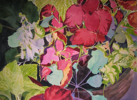 Ellen Hopkins Fountain- %22Coleus I%22 watercolor.jpg