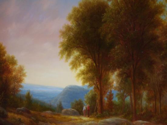 Arrival 32 x 40 oil on canvas.jpg