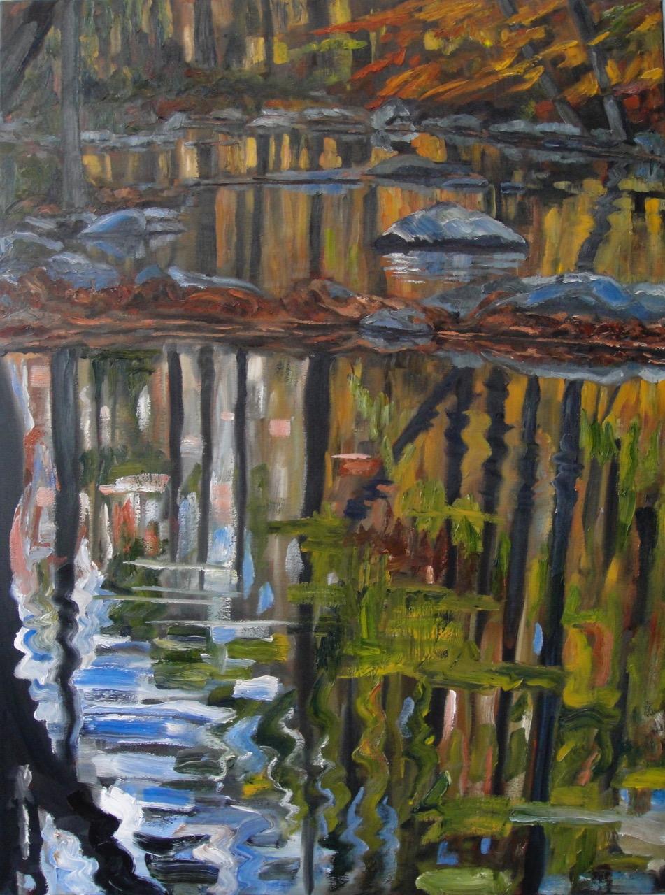 Miller.Autumnal Waters.30x40.jpeg