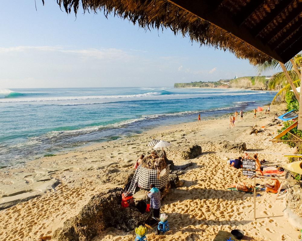 BINGIN BEACH -