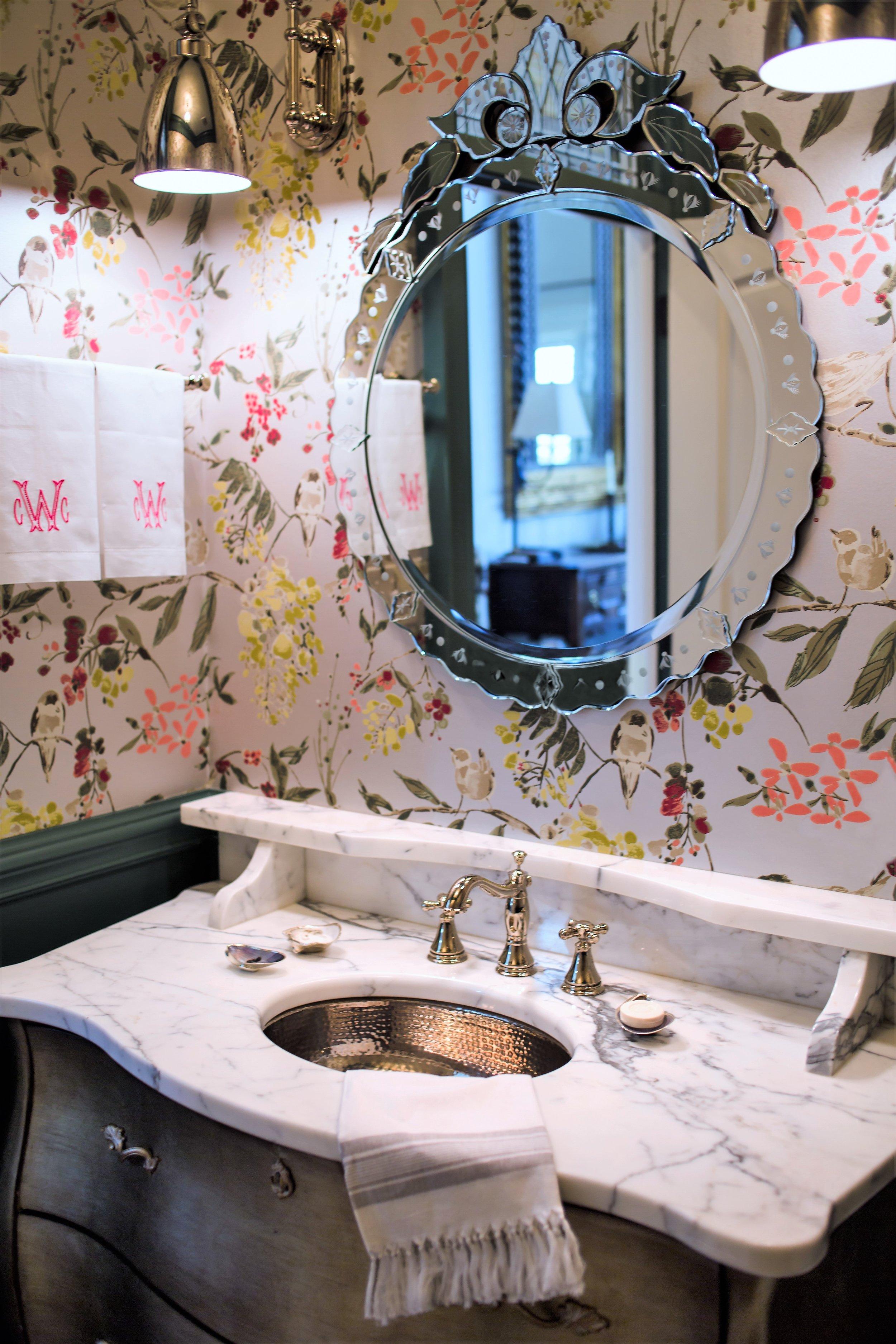 ellebrightdesigns.bathroom.powderroom.wallpaperbath