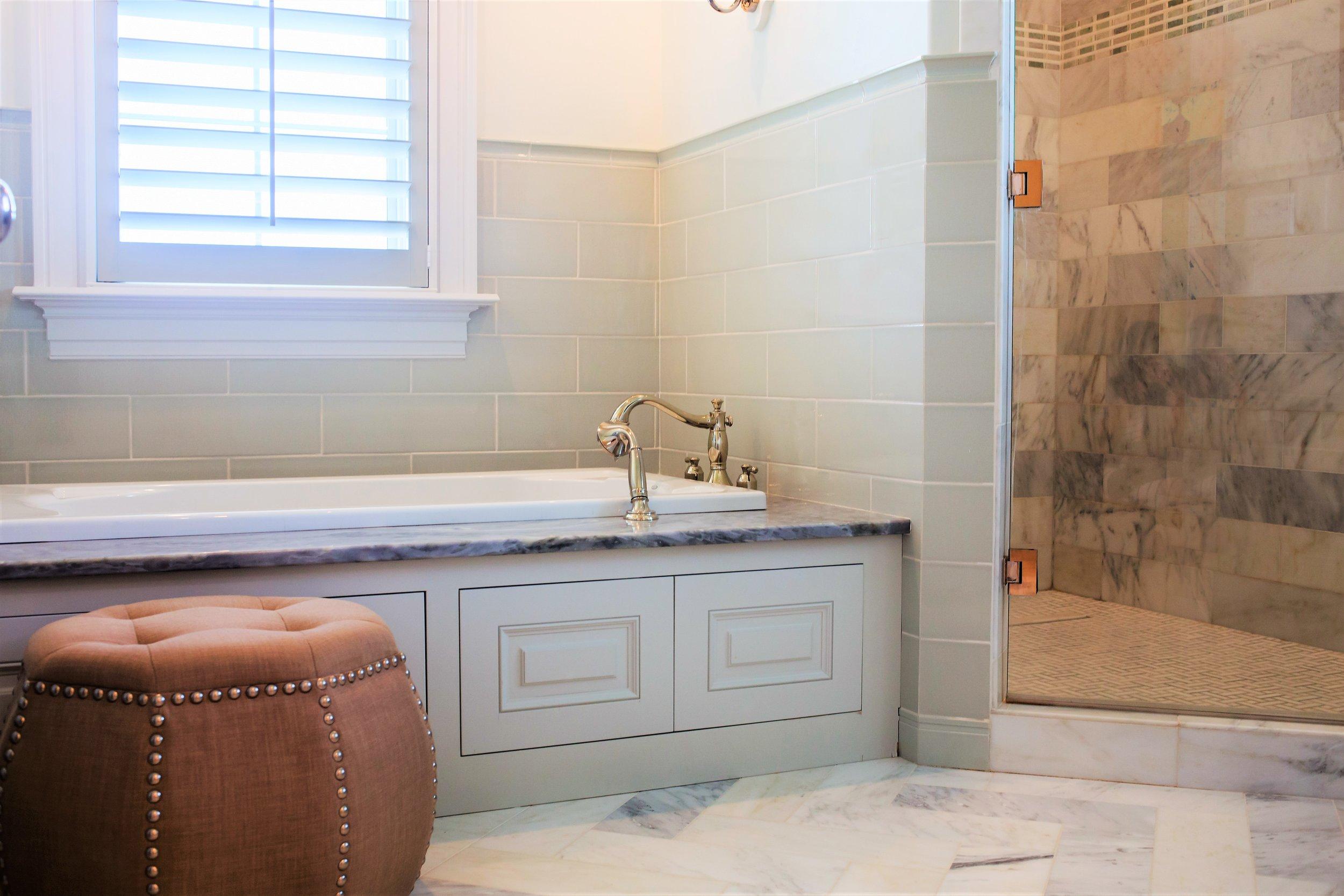 ellebrightdesigns.masterbathroom.marbleshower