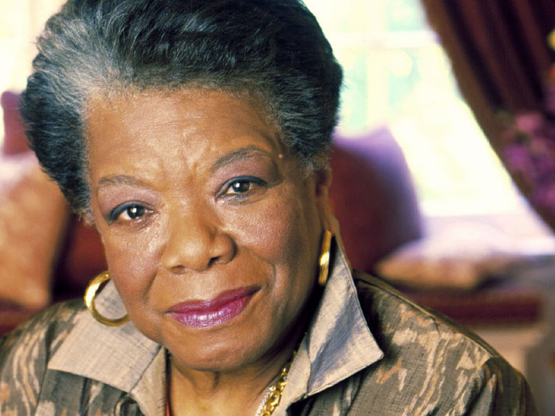Poet Maya Angelou's Memorial Service