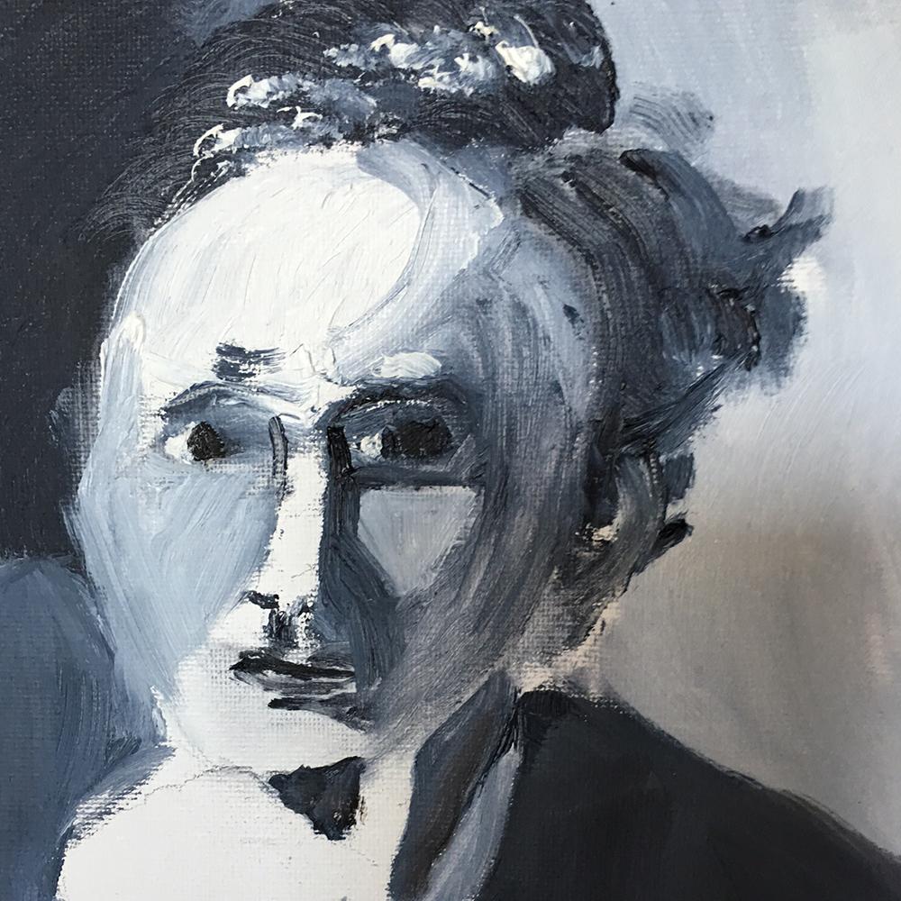 John Byrd  Painting / Studio 200  johnhomerbyrd@gmail.com