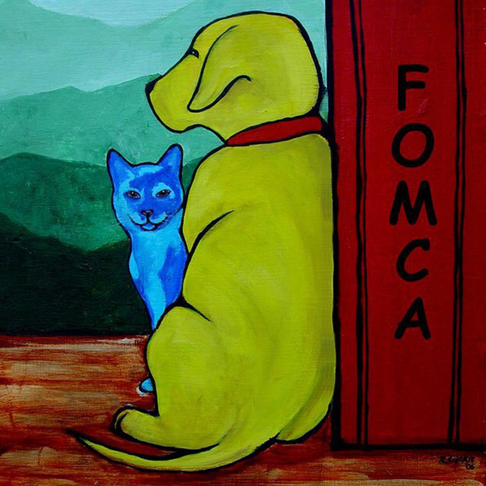 Friends Of Madison County Animals  Non-Profit / Studio 104  fomca115@gmail.com