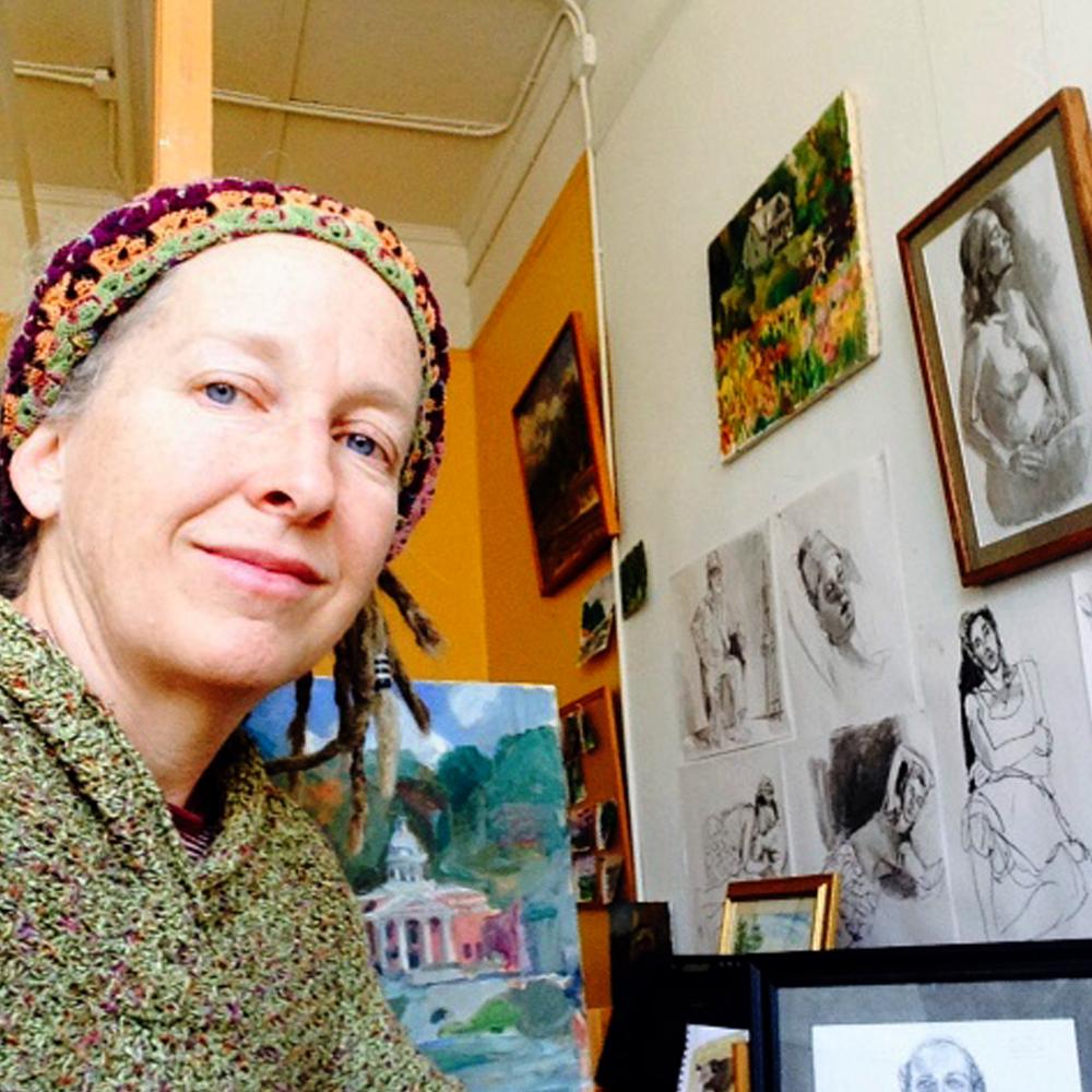 Beth Cefalu  Painting & Drawing / Studio 206  hardyorange442@gmail.com