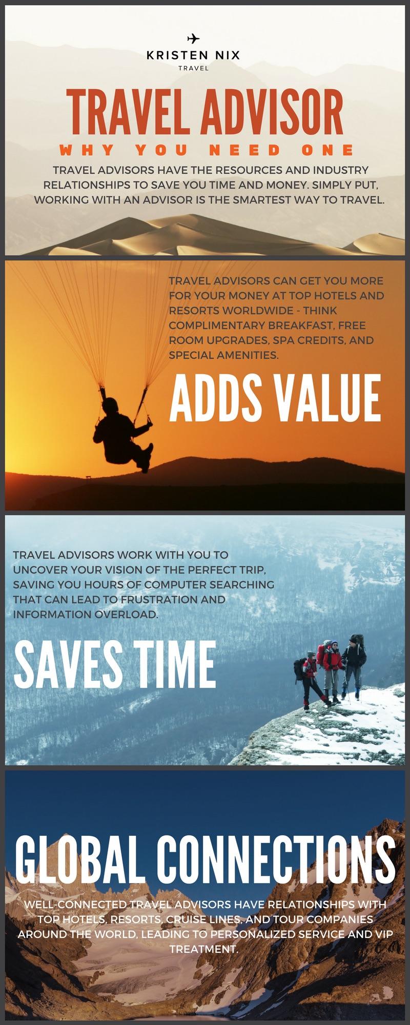 Why You Need a Travel Advisor