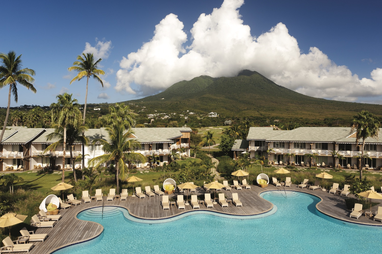 Four Seasons Resort Nevis - Stay Longer - 4th Night FreeNevis My Way - Daily Resort Credit