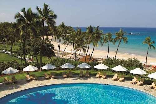 Mauna Kea Beach Hotel, Big Island - 7th Night Free