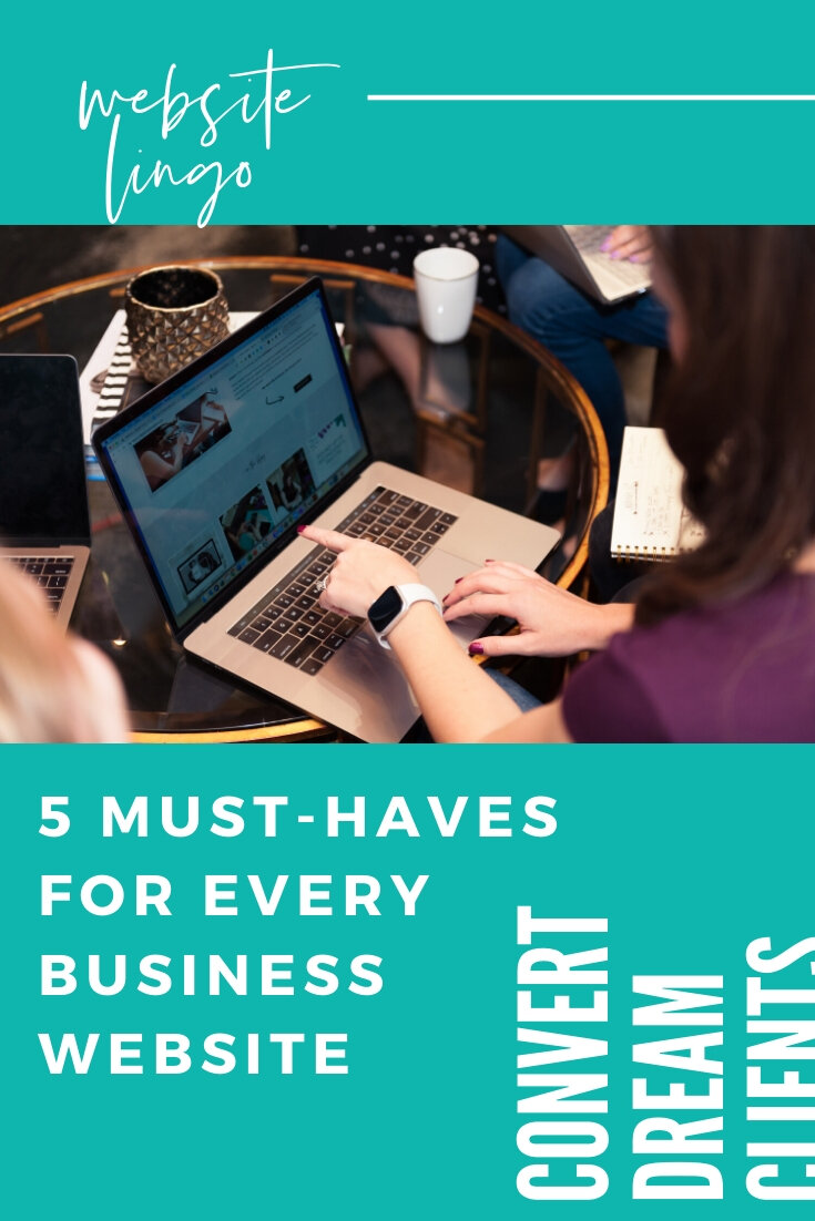5 Must-Haves for Every Business Website