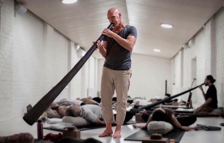 Yin Yoga Kirtan yoga at Torrens Community Yoga