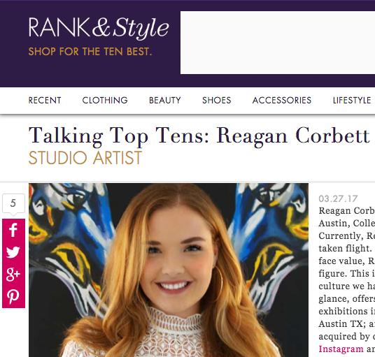 Rank&STYLE - #TalkingTopTENS