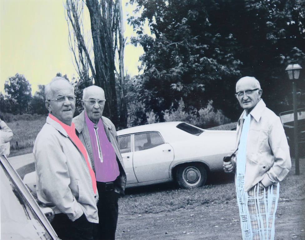 Lanier Ayres Shadduck Holcomb Reunion, 1976