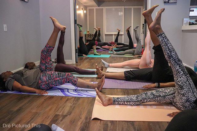 There are only 8 spots left in @herglowupyoga series 12. Click the link our bio to register! ✨  Registration Deadline: 8/2/19 Yoga instructor: @yari_yoga September 3: Slow Vinyasa Yoga + guest: @ClassyCurlies September 10: Yin Yoga + Tea with Alex Harris@hoitea_toitea  September 17: Goddess Flow + Tarot with Kayla Jairus @kaylajairus  September 24: Restorative Yoga + Special Guest TBA Location: Haven Yoga Studio @havenyogaindy 📷: @drepicthis
