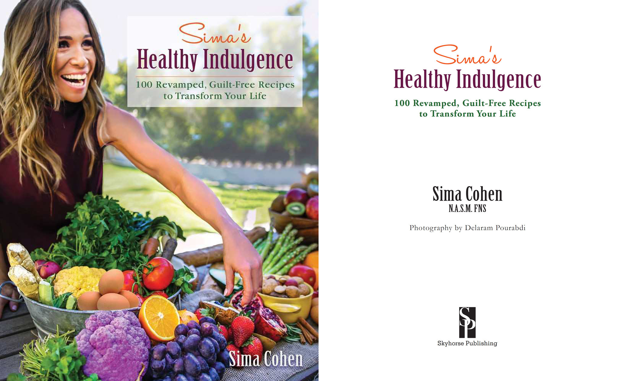 SIMA COHEN's cookbook