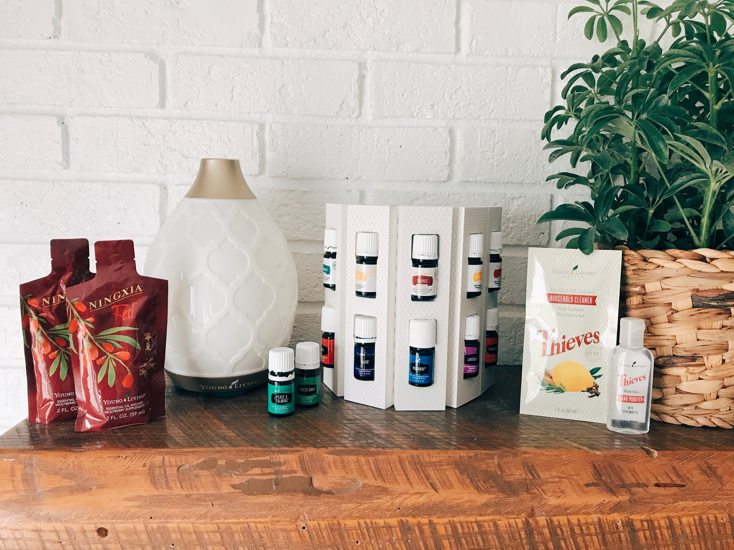 The new Young Living 2019 Premium Starter Kit! A steal for $165, worth over $400!!